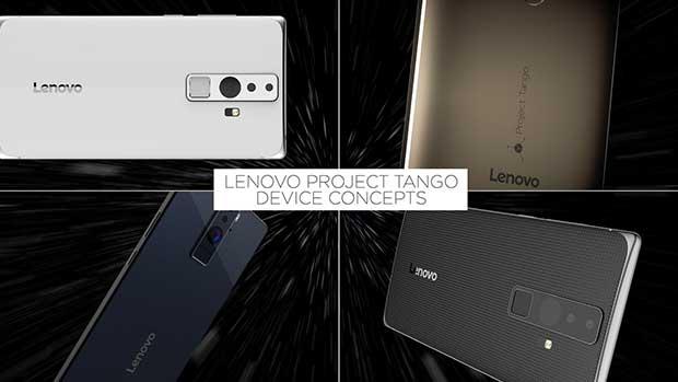 lenovo projecttango1 08 01 16 - Google e Lenovo insieme per gli smartphone con 3D scanning