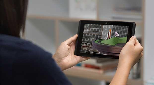 lenovo projecttango2 08 01 16 - Google e Lenovo insieme per gli smartphone con 3D scanning