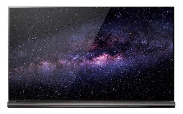 lg oled g6 05 01 2016 - LG OLED TV Signature: prime consegne a febbraio negli USA