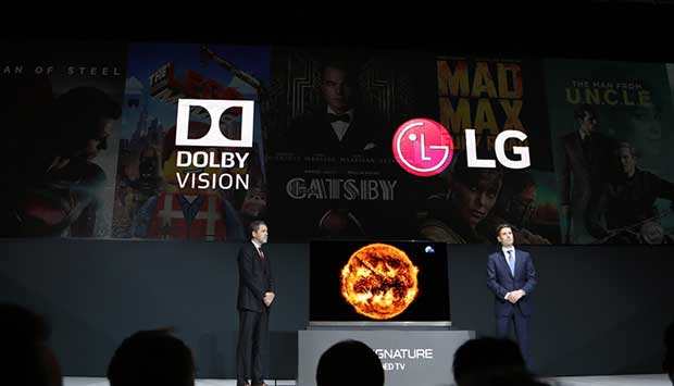 lg oled signature 2 05 01 16 - LG Signature OLED TV: 77 pollici Ultra HD con Dolby Vision