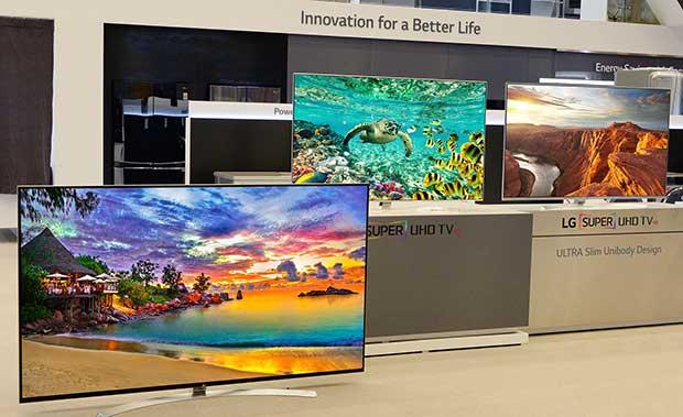 lg superuhd1 03 01 16 - LG: nuovi LCD Super UHD 4K e 8K da 98 pollici
