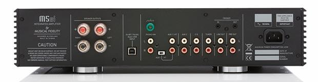 musical fidelity m5si 27 01 2016 - Musical Fidelity M5si: ampli stereo con DAC USB