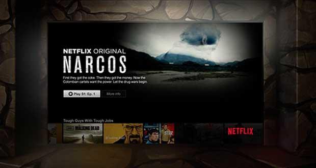 netflix gearvr evi 21 01 16 - Netflix in realtà virtuale su Samsung Gear VR