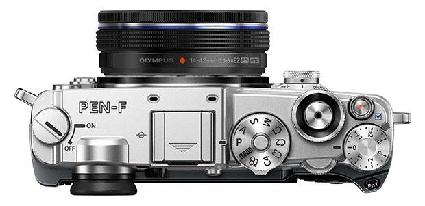 olympus pen f 3 27 01 2016 - Olympus PEN-F: fotocamera Micro Quattro Terzi da 20MP
