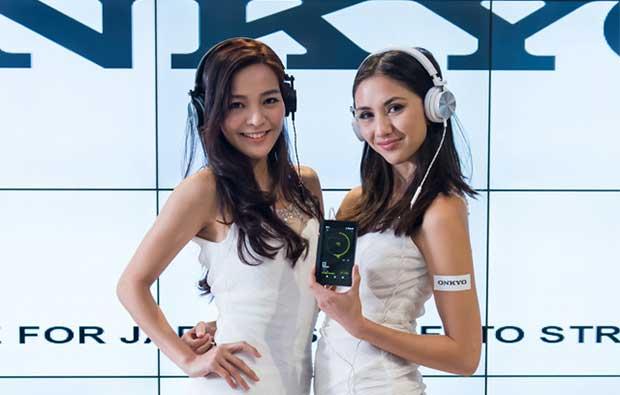 onkyo dp x1 1 08 01 16 - Onkyo DP-X1: player musicale HD e DSD con Android