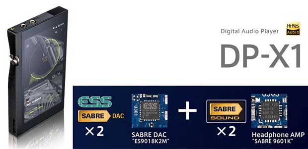 onkyo dp x1 2 08 01 16 - Onkyo DP-X1: player musicale HD e DSD con Android
