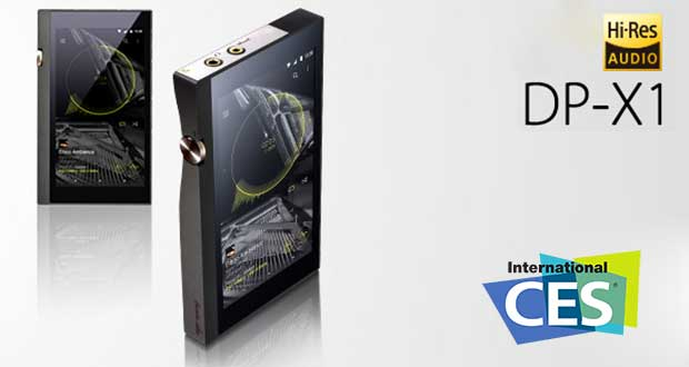 onkyo dp x1 evi 08 01 16 - Onkyo DP-X1: player musicale HD e DSD con Android