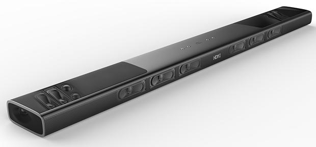 philips fidelio soundbar 08 01 2016 - Philips Fidelio: soundbar Dolby Atmos 5.1.2