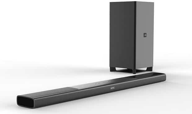 philips fidelio soundbar 2 08 01 2016 - Philips Fidelio: soundbar Dolby Atmos 5.1.2