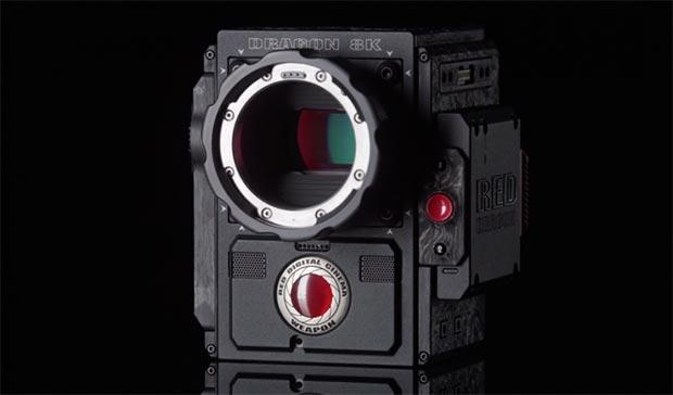 """red 8k weapon 08 01 2016 - """"Guardiani della Galassia 2"""" sarà ripreso in 8K"""
