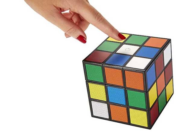 rubik speaker 2 14 01 16 - Rubik's Speaker Wireless con streaming audio Bluetooth
