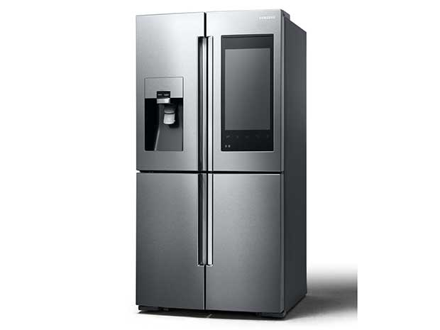 """samsung frigorifero 1 04 01 16 - Samsung: frigorifero """"smart"""" con touch-screen da 21,5 pollici"""