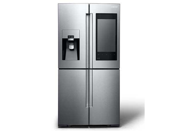 """samsung frigorifero 2 04 01 16 - Samsung: frigorifero """"smart"""" con touch-screen da 21,5 pollici"""