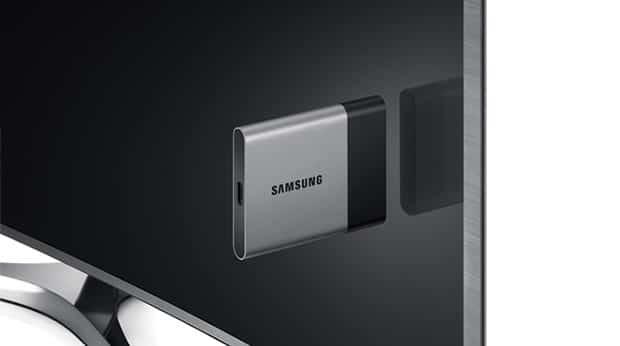samsung portable SSD t3 05 01 2016 - Samsung Portable SSD T3: disco SSD esterno con USB Type-C