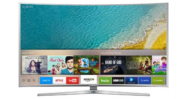 "samsung smarttv2016 1 04 01 16 - Samsung Smart TV 2016 con telecomando universale ""smart"""