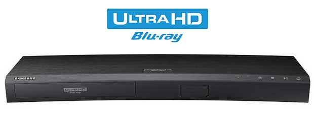 "samsung ultahd bluray 1 06 01 15 - Samsung UBD-K8500: da marzo in Italia con ""The Martian"" in 4K"