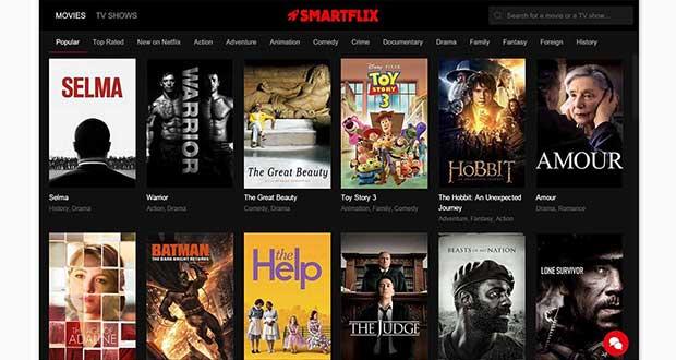 smartflix evi 15 01 16 - Smartflix: Netflix su PC senza restrizioni regionali