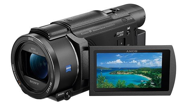 sony ax53 2 13 01 2016 - Sony AX53, CX625 e CX450: videocamere 4K e Full HD