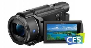 sony ax53 evi 13 01 2016 300x160 - Sony AX53, CX625 e CX450: videocamere 4K e Full HD