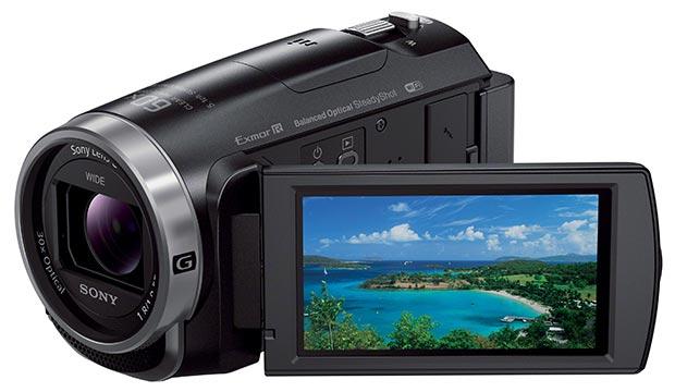 sony cx625 13 01 2016 - Sony AX53, CX625 e CX450: videocamere 4K e Full HD