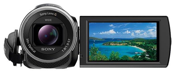 sony cx625 2 13 01 2016 - Sony AX53, CX625 e CX450: videocamere 4K e Full HD