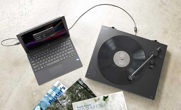 sony giradischi dsd 1 06 01 16 - Sony PS-HX500: giradischi con copia vinili in HD e DSD