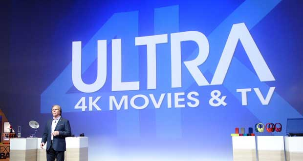 "sony ultra 11 01 16 - Sony: lettore Ultra HD Blu-ray a fine 2016 e streaming 4K ""Ultra"""