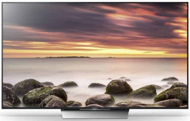 sony xd85 06 01 2016 - TV Sony 2016: prezzi europei dei modelli in arrivo
