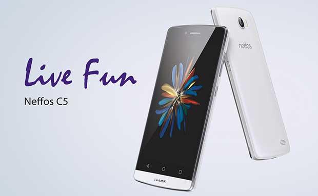tplink neffos 3 11 01 16 - Neffos C5L, C5 e C5Max: i primi smartphone di TP-Link