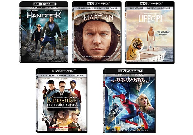 ultra hd blu ray 08 01 2016 - Ultra HD Blu-ray: ecco i prezzi USA dei primi film in arrivo