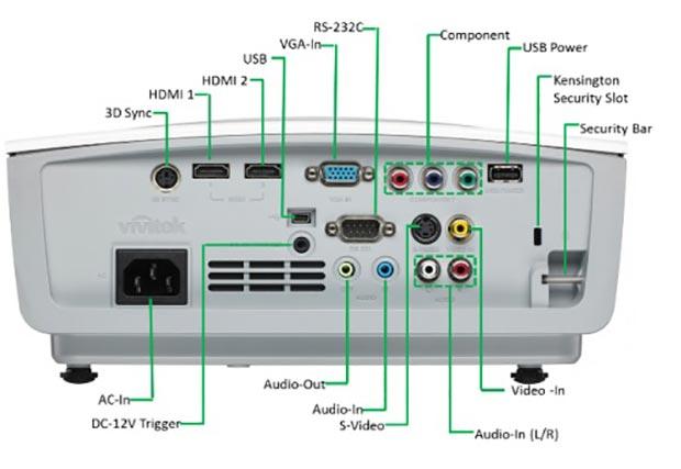 vivitek h1060 04 01 2016 - Vivitek H5095 e H1060: proiettori DLP Full HD