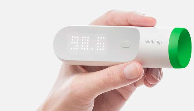 "withings thermo 4 05 01 16 - Withings Thermo: anche il termometro diventa ""smart"""
