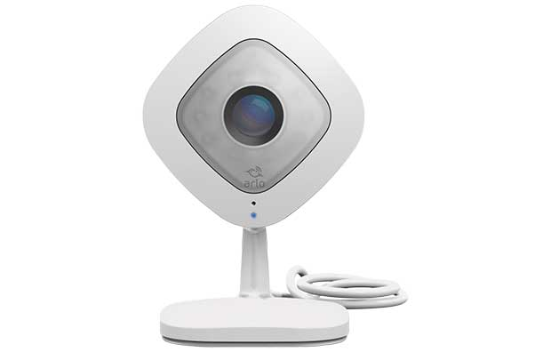 "ArloQ 2 09 02 16 - Netgear Arlo Q: videocamera di sicurezza ""smart"" Full HD"
