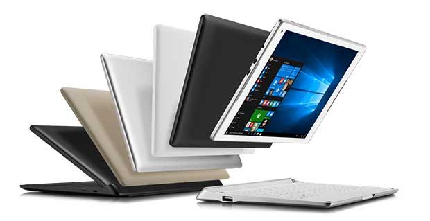 alcatel plus10 1 22 02 16 - Alcatel Plus 10: Tablet-PC 2 in 1 da 10 pollici con Windows 10