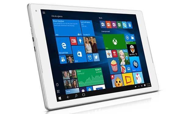 alcatel plus10 2 22 02 16 - Alcatel Plus 10: Tablet-PC 2 in 1 da 10 pollici con Windows 10