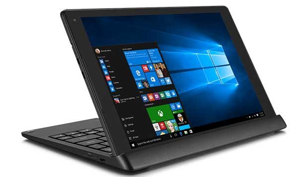 alcatel plus10 3 22 02 16 - Alcatel Plus 10: Tablet-PC 2 in 1 da 10 pollici con Windows 10