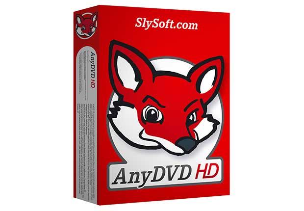 anydvd 1 25 02 16 - SlySoft chiude: addio ad AnyDVD e alle copie Blu-ray