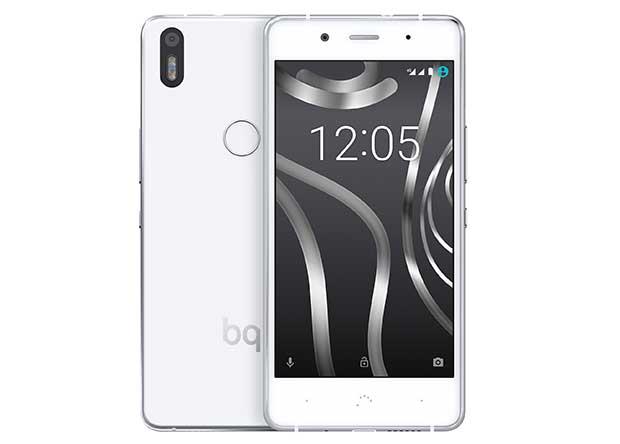 bq aquaris x5 plus 1 24 02 16 - BQ Aquaris X5 Plus: smartphone 8 core, 4G e impronte digitali