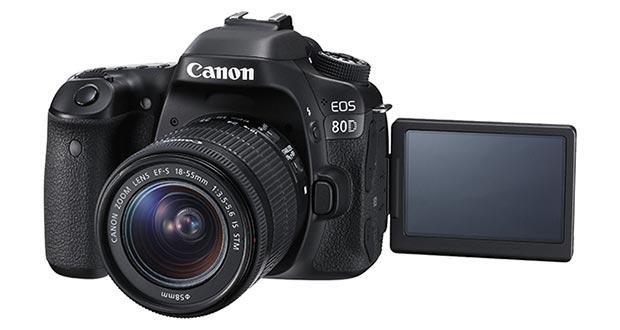 canon eos 80d 18 02 2016 - Canon EOS 80D: reflex da 24,2 MP con Dual Pixel CMOS AF