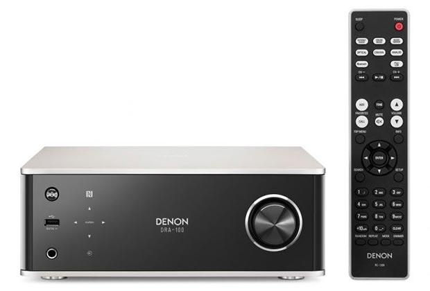 denon dra100 09 02 2016 - Denon DRA-100: ampli stereo e network player