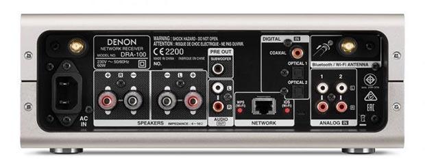 denon dra100 3 09 02 2016 - Denon DRA-100: ampli stereo e network player