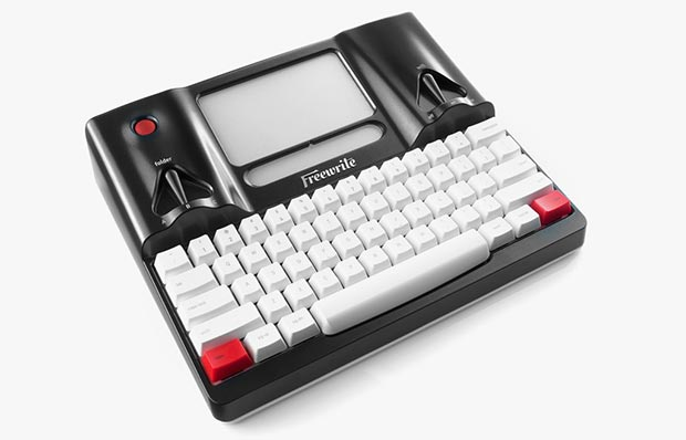 freewrite 26 02 2016 - Freewrite: macchina da scrivere con display E-Ink e cloud