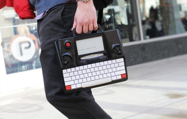 freewrite 2 26 02 2016 - Freewrite: macchina da scrivere con display E-Ink e cloud