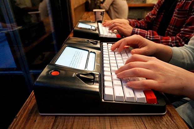 freewrite 3 26 02 2016 - Freewrite: macchina da scrivere con display E-Ink e cloud