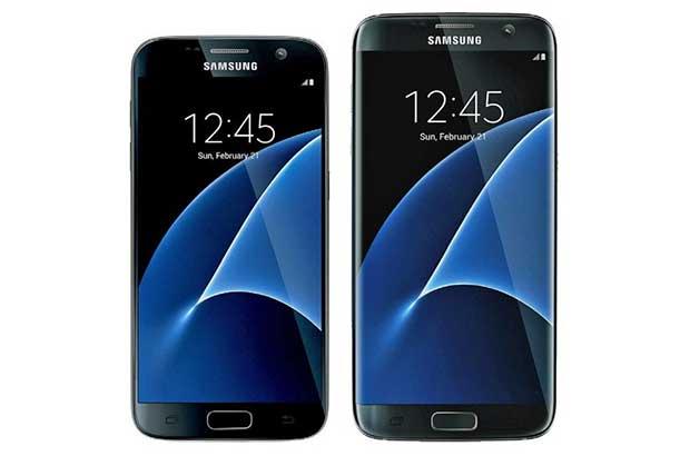 """galaxy s7 e s7 edge 1 02 02 16 - Galaxy S7 e S7 Edge: prime immagini render """"ufficiali"""""""