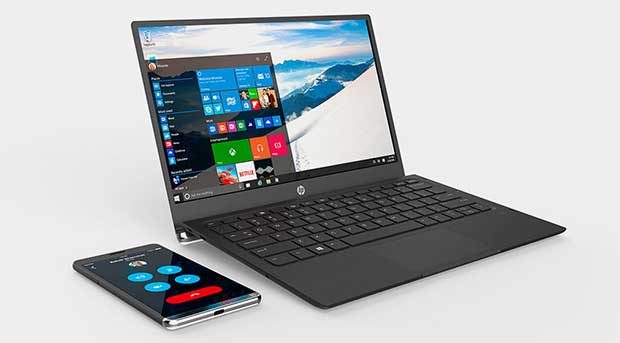 hp elitex3 2 22 02 6 - HP Elite X3: Phablet Windows 10 che diventa un PC