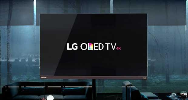 "lg oled spot1 02 02 16 - LG OLED TV Signature: spot ""Super Bowl"" con Liam Neeson"