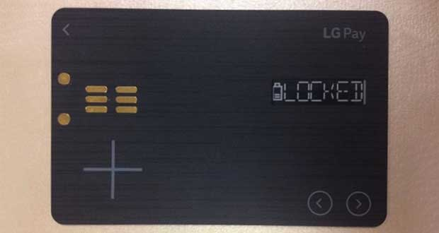 "lgpay whitecard 01 02 16 - LG Pay White Card: carta di credito ""universale"""