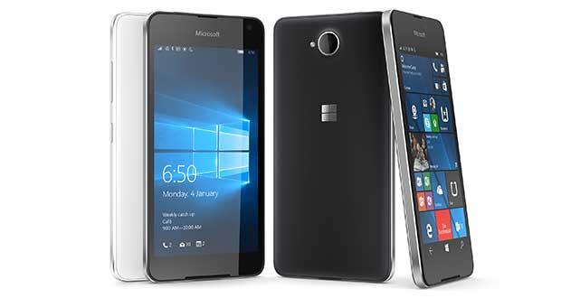 lumia 650 evi 15 02 16 - Lumia 650: nuovo smartphone Win 10 Mobile a 239 Euro