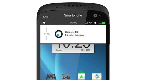 olmose 4 02 02 16 - Olmose trasforma vecchio smartphone in telecamera sicurezza